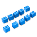 10PCS SONGLE Coil Power Relay SRD 12V DC SL C Mini Module 250VAC 28VDC 5 Pin