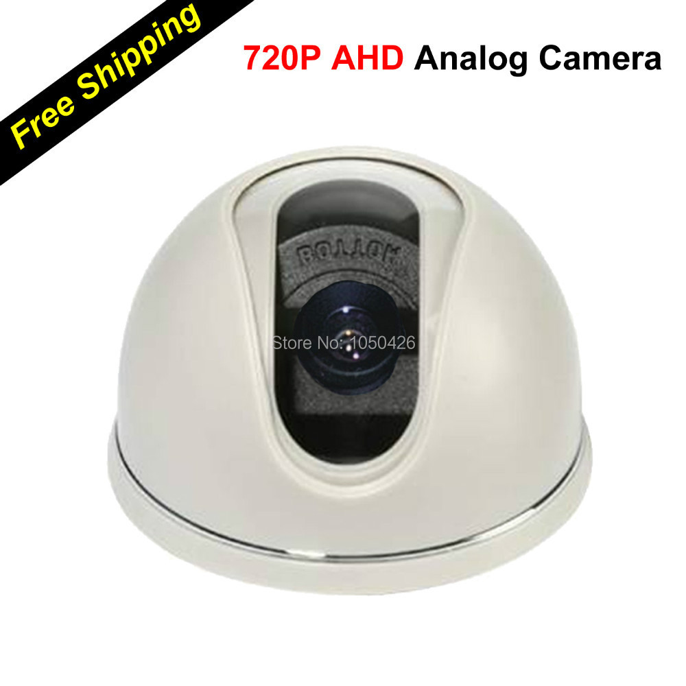 "Good Price Free shipping 720P AHD Analog Camera CCTV with NVP2431H ISP and 1/4"" OV9712 CMOS Sensor for inside(China (Mainland))"