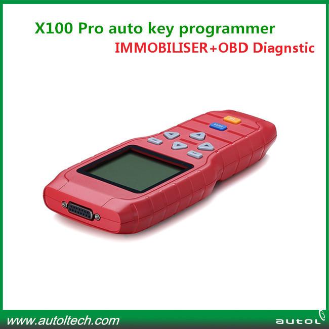 One year warranty OBD Diagnostic X100 Plus immobilizer ...