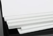 10PCS DIY model material  200X300X2MM Sandbox building PVC advertisement decoration Chevron flexible board(China (Mainland))