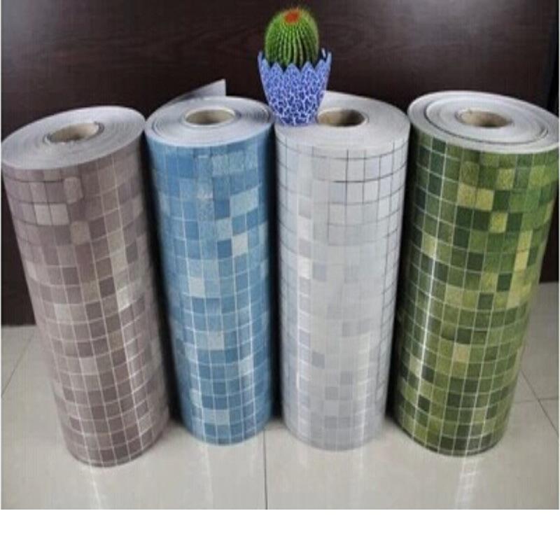 pvc k chenwand aufkleber an der wand mosaik fliesen wallpaper wohnkultur wasserfeste aufkleber. Black Bedroom Furniture Sets. Home Design Ideas