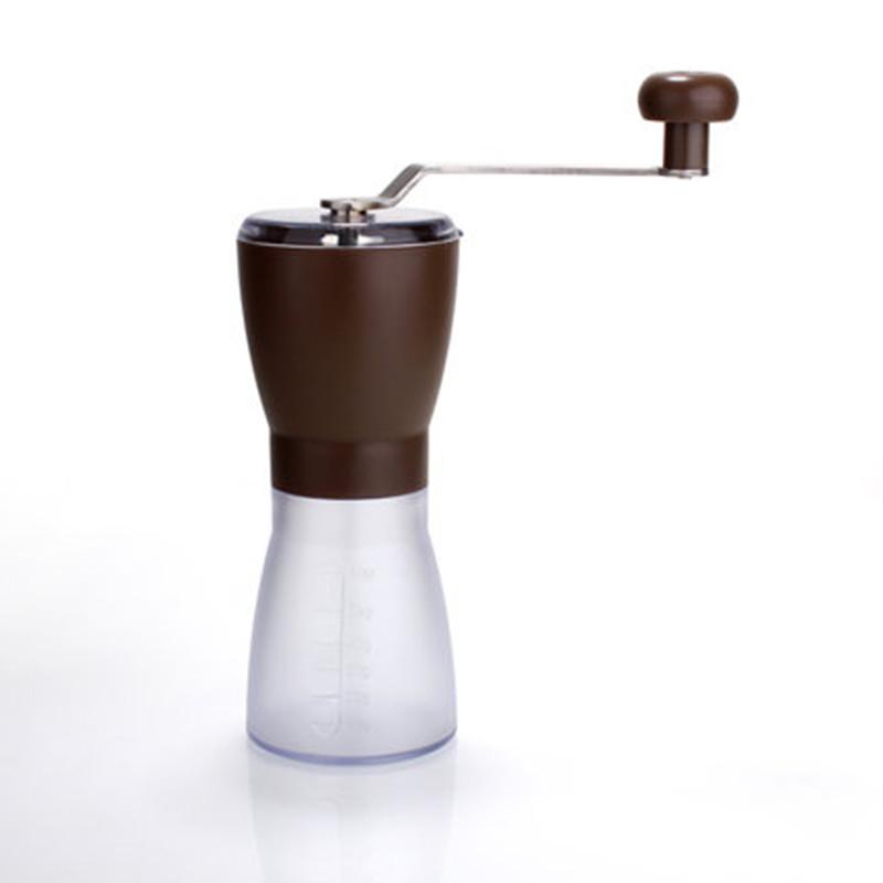 1Pc portable manual coffee grinder,coffee mill,washable,unique design<br><br>Aliexpress