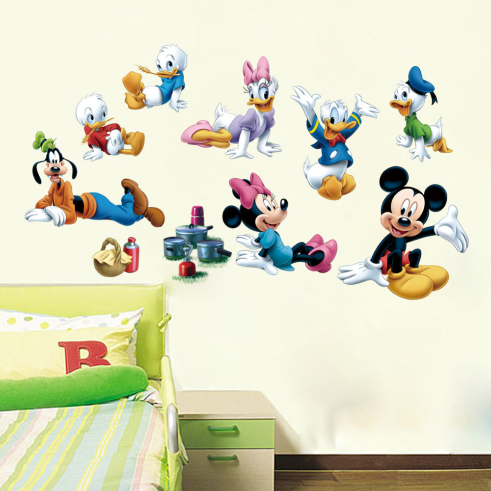 buy animal cartoon kindergarten removable