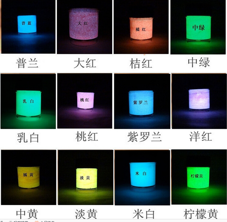 Buy 2015 new arrival 10ml graffiti party - Glow in the dark paint colors ...