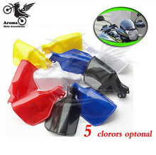 1 pair Motorcycle Handguards Slae free shipping motocross Handguard for suzuki Motorcycle Hand Guards Shield Dirt ATV Plastic