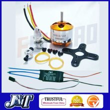 F02015-z A2212 1000KV Brushless Outrunner Motor 13T + 30A Speed Controller ESC ,RC Aircraft KK Copter UFO(China (Mainland))