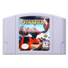 Buy N64 Game Star Fox 64 Nintendo Video Game Cartridge Console Card English Language US Version for $24.99 in AliExpress store