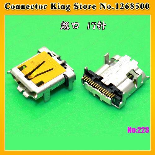 Микро-USB разъем Jack порт для зарядки разъем, пригодный для асер Iconia таб A700 A701 a510 в 2010 17pin A511 планшетный ПК разъем питания 17 по