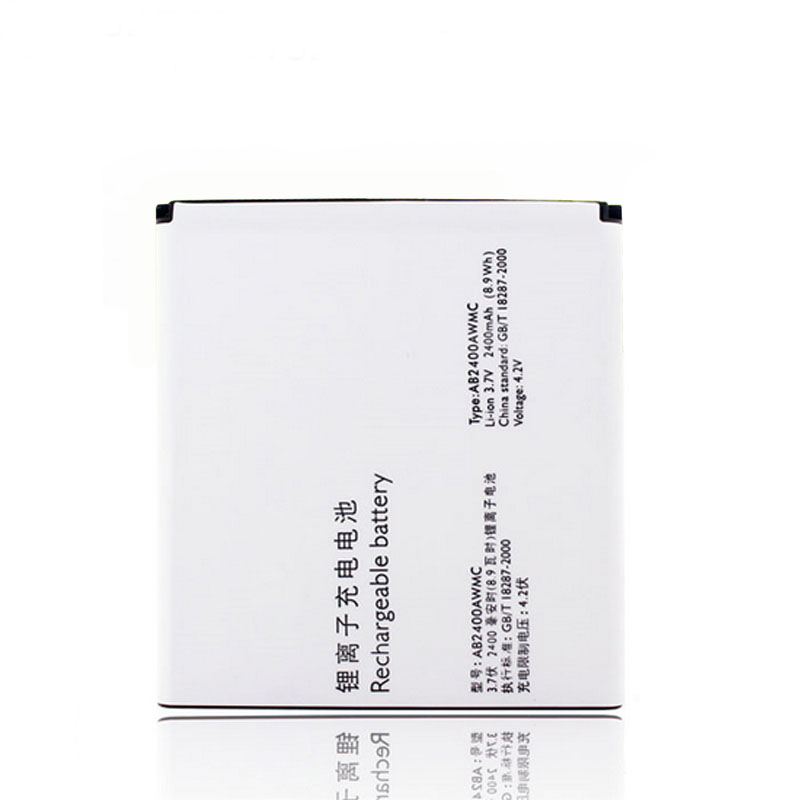 Для Philips Xenium W732 замена аккумулятор 100% оригинальный качество мобильного телефона 2400 мАч ли литий-ионная аккумуляторная Bateria батарей