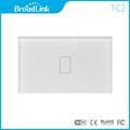 Broadlink TC2 US Wireless Switch 1 Gang Glass Panel Touch Light Switch Smart Home Broadlink Rm