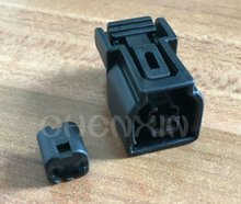HAYABUSA Auto Connector Fuel Injector 2Ways Female Waterproof Housing Terminals Plug Electrical Cable Pigtails