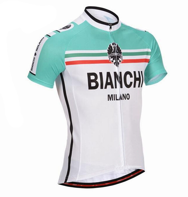Outdoor Sports BIANCHI Road Sportswear Mens Clothing Cycle Wear suit team Bike Bicycle Cycling Jerseys Shirt +Bibs Shorts Sets(China (Mainland))
