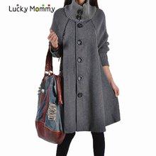 Одежда для беременных осень зима ветровка пальто для беременных женщин верхняя одежда куртка беременных куртки по беременности и родам одежда