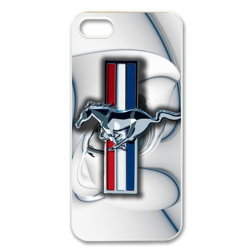 Free Shipping ford shelby cobra mustang Hard Back Cover Case Cases for Apple iPhone 4 and 4s(China (Mainland))