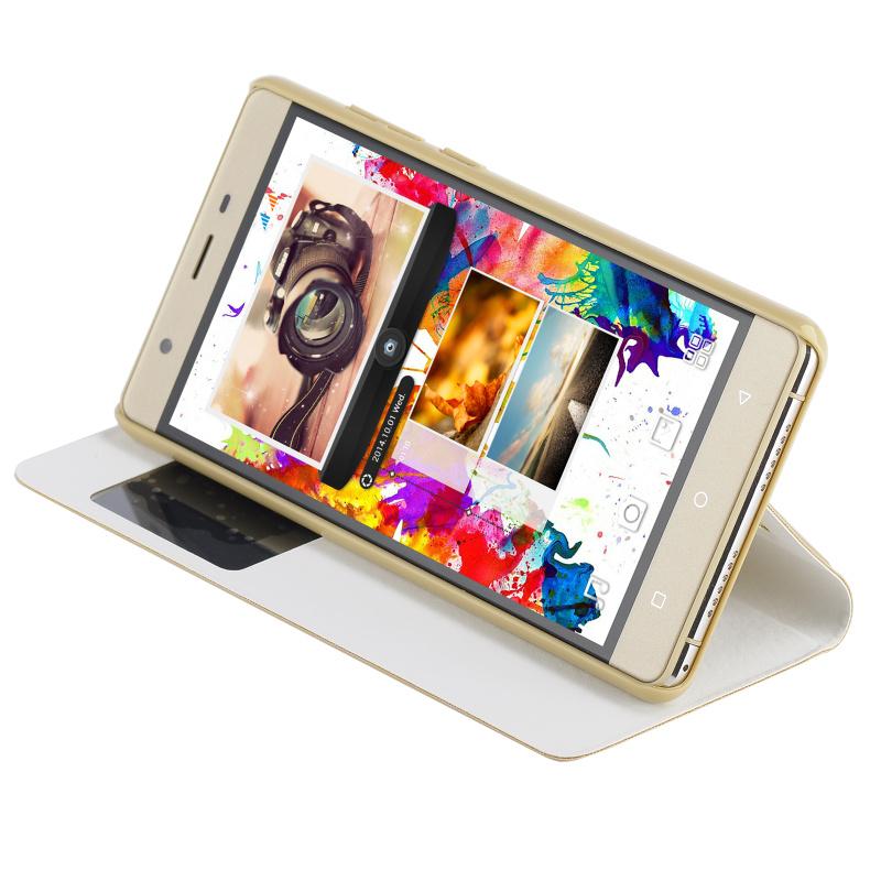 XGODY R7 5.5 inch Android 3G Smartphone MTK6572 512MB+4GB Dual Core Rotating 2MP/5MP Unlocked Dual SIM Fashion Mobile Phone(China (Mainland))