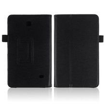 2014 Newest!Folio PU Leather Stand Case Cover for Samsung Galaxy Tab 4 7.0 SM-T230 SM-T231 T235 Case free shipping