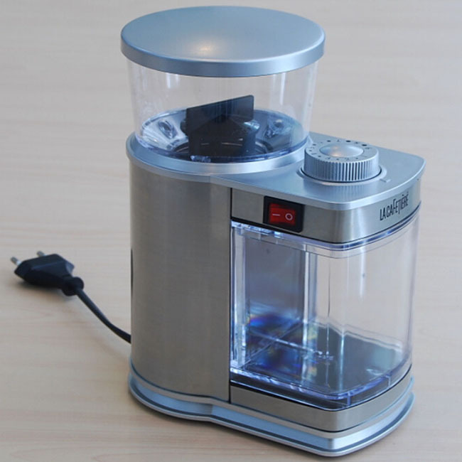 Stainless Steel Specialty Coffee Grinder GLTHSG0155
