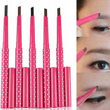 2016 New Fashion Beauty Makeup Waterproof Eyebrow Pencil Liner Eye Brow Powder Cosmetic Tool New(China (Mainland))
