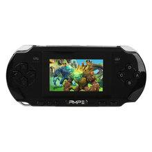 3.0'' Inch 32 Bit Game Console Player Retro Games Handheld Gamepad MP5 Player(China (Mainland))