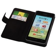 Genuine Brand New Doormoon Original Side Turn Flip Leather Case Cover Skin For Huawei U8950D U9508 C8950D G600 Honor 2 10pcs/lot