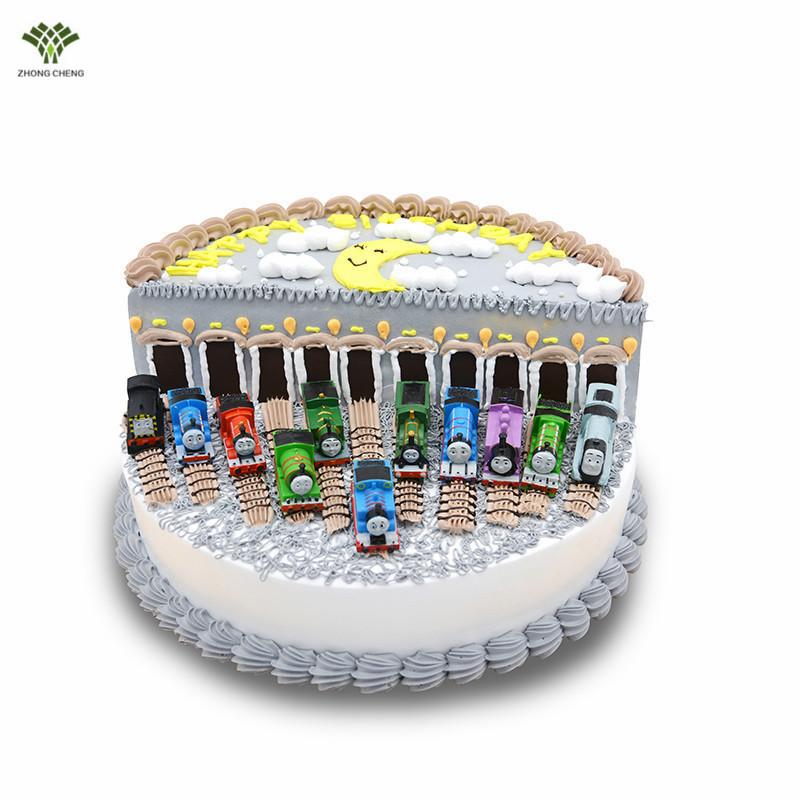 Toys For Boys Wedding : Pcs thomas and friends inertia train cake topper picks