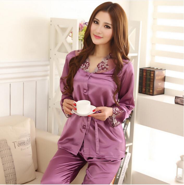 Шелковая Пижама Женская Купить