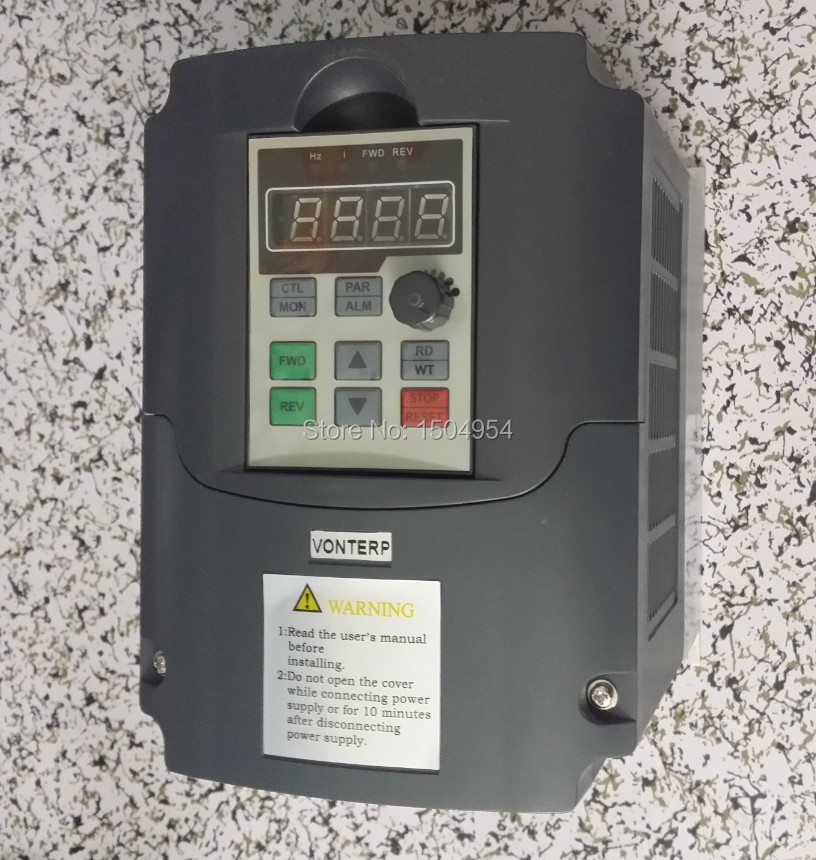 380V 0.75KW 3 Phase Industrial Variable Frequency Drive Vfd Inverter Ac Drive(China (Mainland))