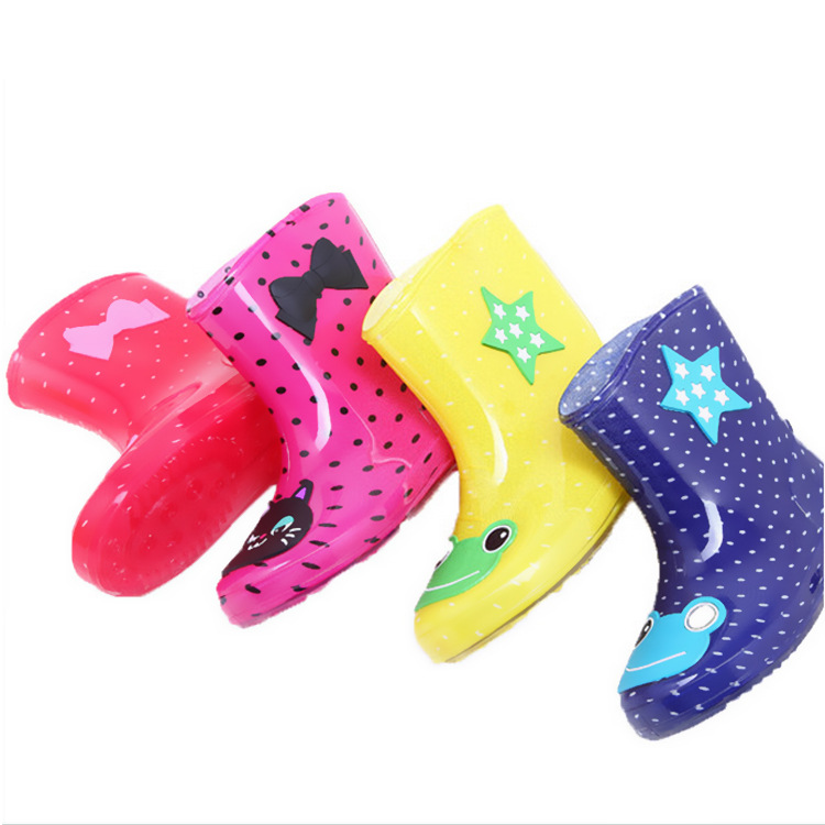 2015 explosions new children's shoes boots children's rainboots manufacturer(China (Mainland))