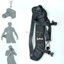 Exempt postage + tracking number  F-1 Quick Rapid Carry Speed Sling Strap For Dslr Camera 7D 5D Mark II D800 A77 5D Mark III 60D(China (Mainland))