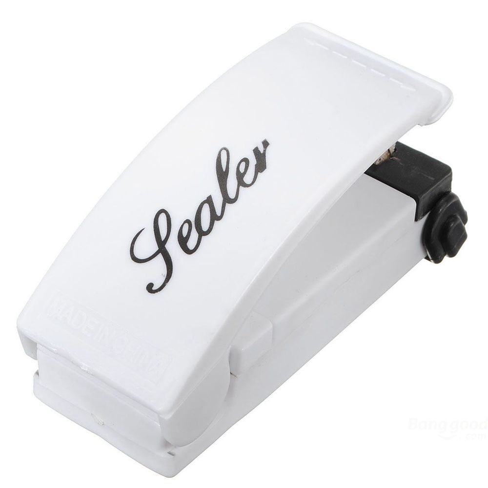 happydeal Mini Portable Handy Plastic Bag Sealer Sealing Machine(China (Mainland))