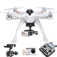 Walkera QR X350 Pro with DEVO F12E FPV GPS High Landing Skids RC Quadcopter Helicopter Drone with Gimbal and Camera