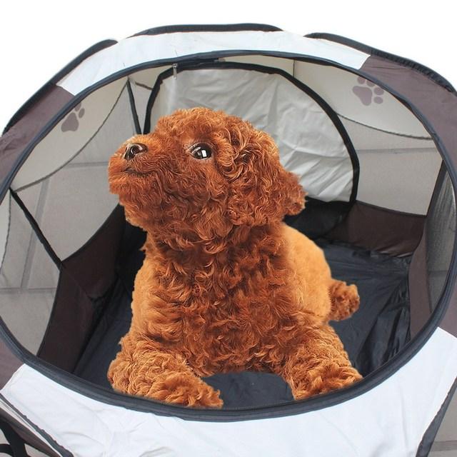 Portable Pet Tent
