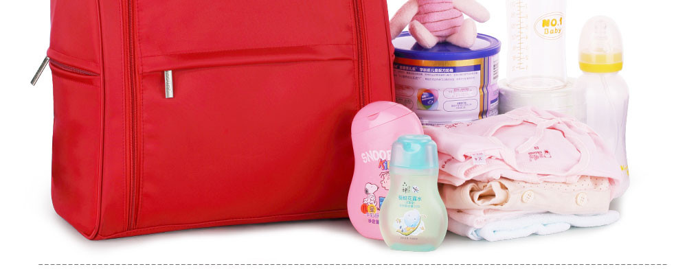 Free Shipping Baby Diaper Backpack Bag Mommy Bag Backpack Changing Bags Nappy Bags