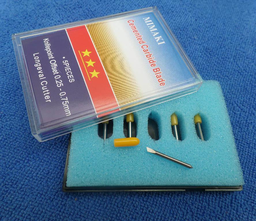 High Quality Factory Price 10 Pcs/lot 30 Degree Mimaki Cutting Plotter Blade Vinyl Cutter Plotter Blade Knife(China (Mainland))