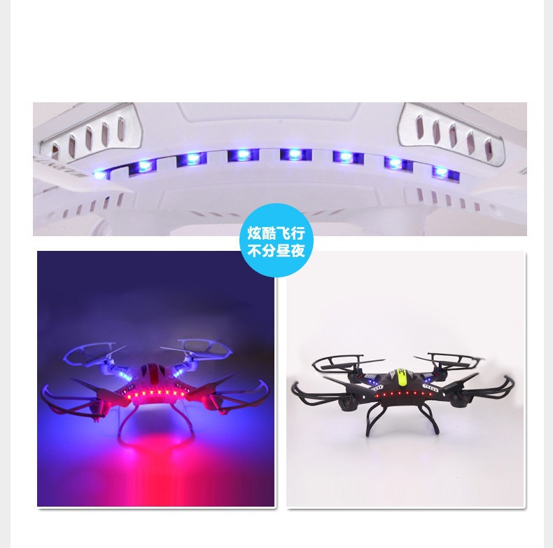 8 25 Promotion Best Gift for Kids Drone Quadcopter JJRC H8C 2 4G 4CH 6 Axis