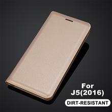 Buy Luxury Card Holder Flip Case Samsung J5, 2016 Flip Leather Case Samsung J5108 Wallet Flip Protector Holster Slot for $2.51 in AliExpress store