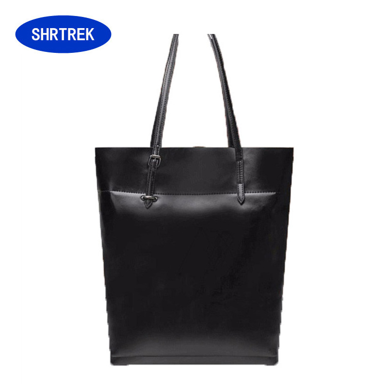 Genuine leather tote bag 2015 women leather handbags, brand famous woman shoulder bag vintage bags for women free shipping<br><br>Aliexpress