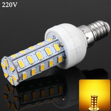 2016 High Quality E14 7W 36 x SMD 5730 1000LM White Light Dimmable LED Corn Light for Commercial Home Indoor Lighting(China (Mainland))