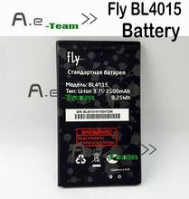 Бесплатная доставка Fly BL4015 аккумулятор оригинальный высокое качество замена 2500 мАч аккумулятор для Fly IQ440 смартфон номер для отслеживания