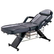 1pcs Black And White Color Multifunctional PVC Cover Reiki Massage Table Spa Facial Bed Supply Eyebrow Tattoo Beauty Chair(China (Mainland))
