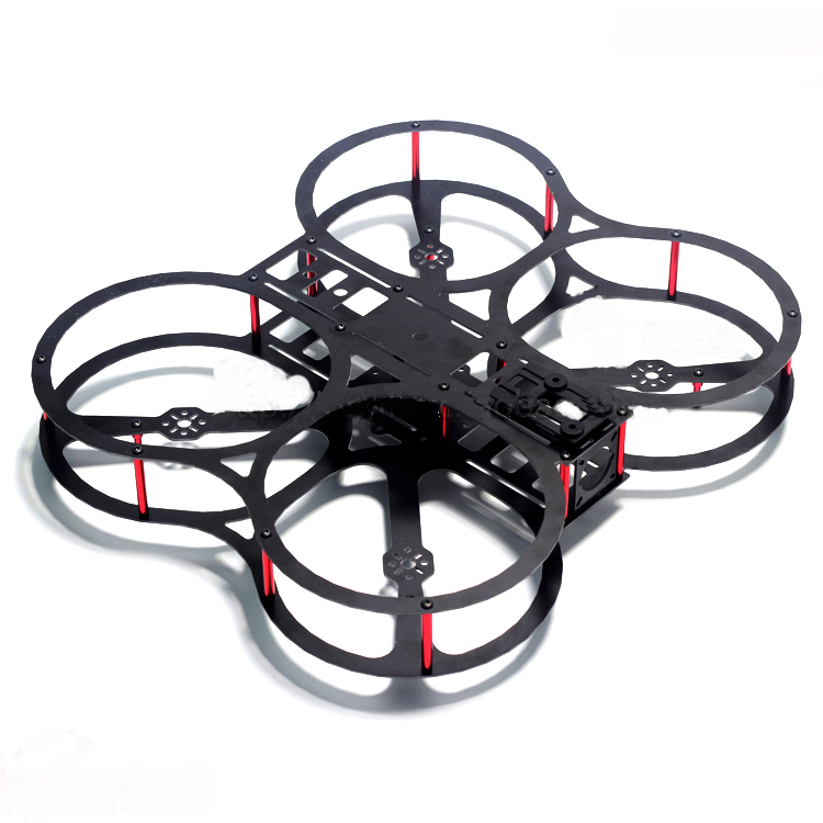 H250 Frame QAV250 Q4 Frame with Guard Circle Compatible <br><br>Aliexpress