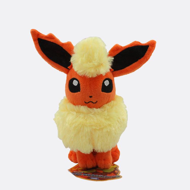 Pokemon Flareon Plush toy figures Toys 20cm Soft Stuffed Anime Cartoon Dolls Gift Free Shipping<br><br>Aliexpress