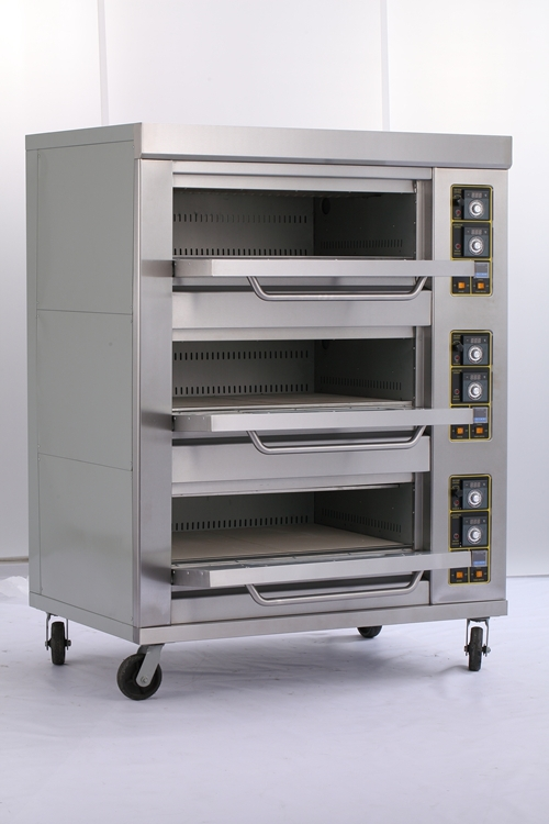 Oven For Bakery Shop Gas Baking Bakery Oven