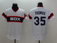 Mens 1 Adam Eaton 8 Bo Jackson 14 Paul Konerko 35 Thomas 79 Jose Abreu Jerseys color white Size:M-XXXL(China (Mainland))