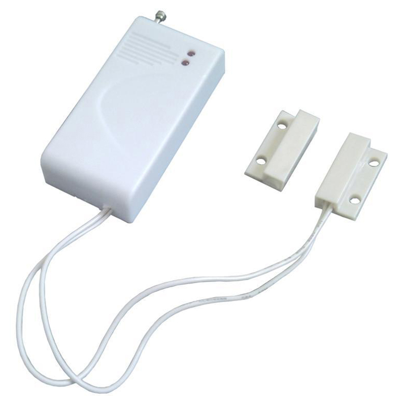 Wireless Windows Sensor Magnetic Sensor From Another Part Of Build Which Is Accessible From The Ground Such As A Garage DM-100A(Hong Kong)
