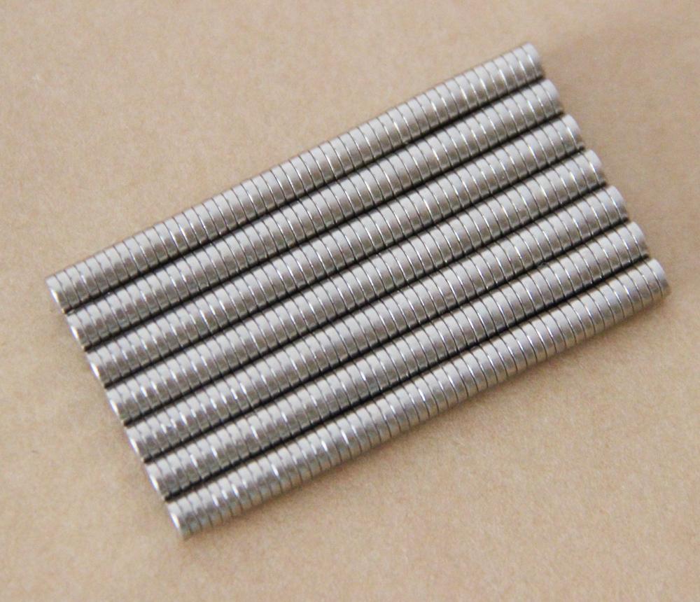 Lots-100pcs-Dia-4mm-X-1mm-Neodymium-Nd-F