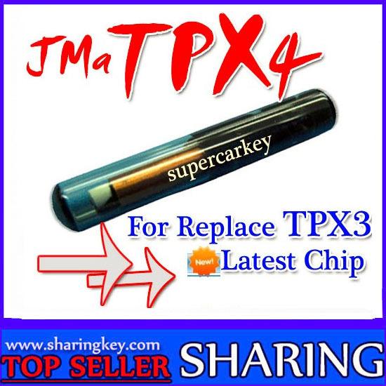 Free Shipping(5pcs/lot) JMA TPX4 Clone 46 Chip (Replace TPX3)