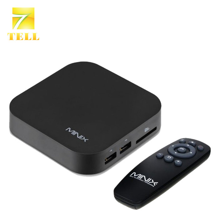 MINIX NEO X5 MINI Android TV BOX RK3066 Dual Core 1.6GHz 1GB/8GB Wireless USB RJ45 HDMI Internet 1080P XBMC Set Top Box Receiver(China (Mainland))