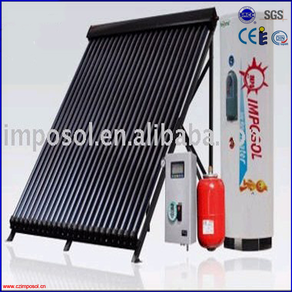 split thermosyphon solar energy system(China (Mainland))