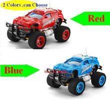 Free shipping (1set/lot) 1:14 4CH Remote Control Hummer off-road large remote control car SUV large size and low price(China (Mainland))